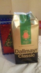 コーヒーはDallmayr