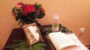 初めて買った化粧水Alverde